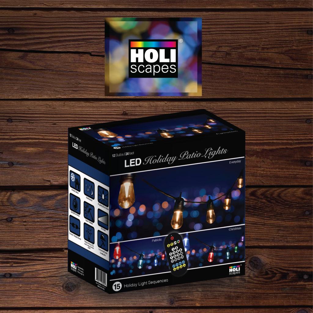 Holiscapes Cafe Lights
